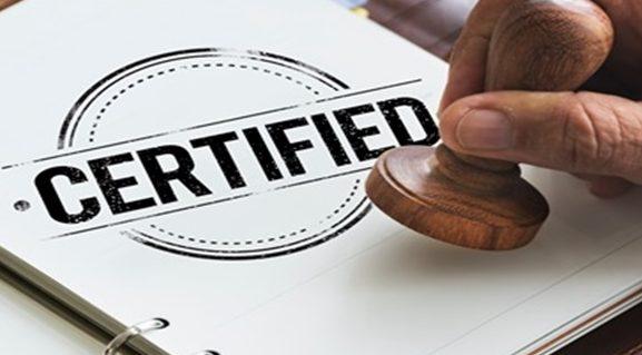 Certificazione for Visura e lavori meglio